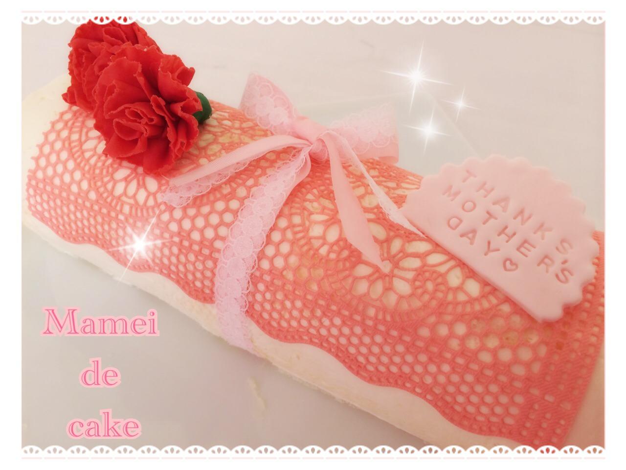 名古屋の母の日ケーキ