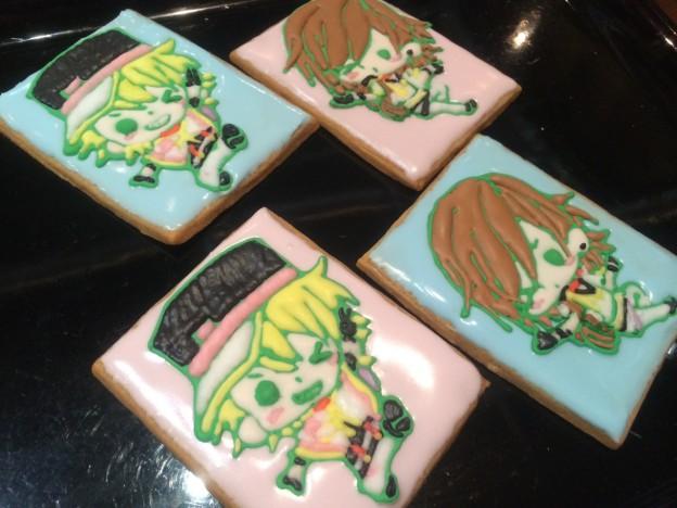 オーダーアイシングクッキー