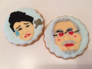 名古屋のオーダーメイドアイシングクッキー