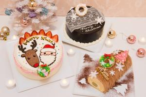 クリスマスケーキ☆2015