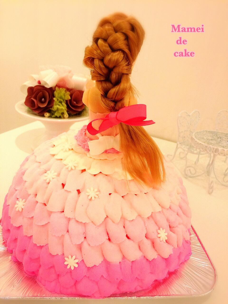 名古屋のドールケーキ裏