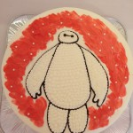 お写真や画像からキャラクターイラスト入りバースデーケーキをお作りいたします。